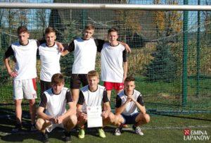 Eliminacje piłki nożnej chłopców