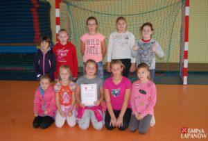 Halowa Piłka Nożna - eliminacje gminne szkół podstawowych