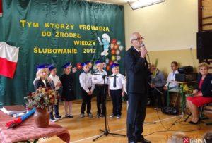 Dzień Edukacji Narodowej w szkołach gminy Łapanów