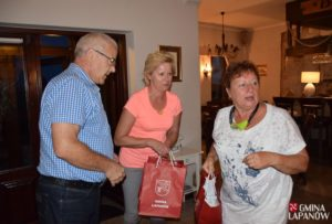 Wizyta delegacji z Balatonszarszo