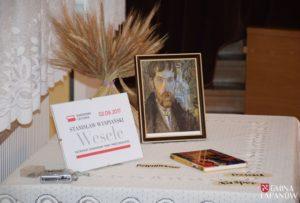 Narodowe Czytanie w Łapanowie