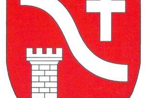 Herb gminy Łapanów