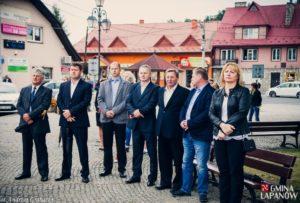 Jubileusz 130-lecia OSP Łapanów