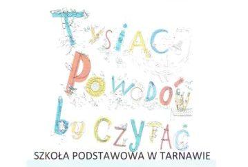Szkoła w Tarnawie walczy o książki