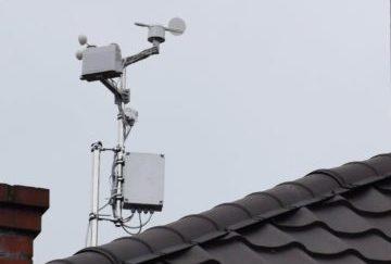 Stacja pogodowa - urządzenie IoT