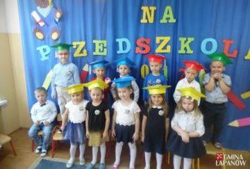 Pasowanie na przedszkolaka w Publicznym Przedszkolu