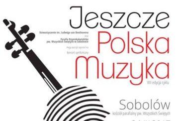 W niedzielę koncert w kościele w Sobolowie