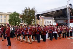Orkiestra dęta w Sobolowie