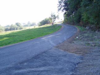 Modernizacja drogi Tarnawa-Wola Tarnawska