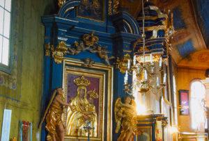 Kościół pod wezwaniem Wszystkich Świętych w Sobolowie. Fot. Adam Famielec