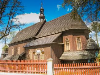 Kościół pod wezwaniem Wszystkich Świętych w Sobolowie