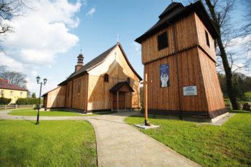 Parafia pod wezwaniem Św. Bartłomieja Apostoła w Łapanowie