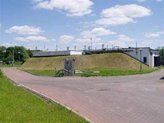 Stan istniejący oczyszczalni ścieków w Kobylcu, Gmina Łapanów