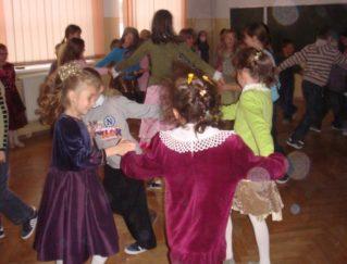 Szkoła w Cichawce rok szkolny 2008/2009