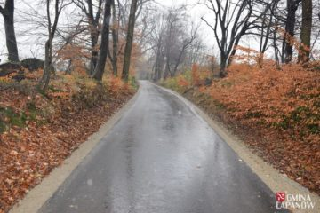 Zakończenie remontu drogi Kobylec-Chrostowa