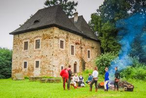Zamek w Wieruszycach