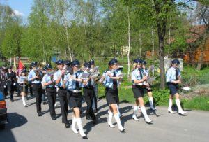 Orkiestra dęta w Tarnowie