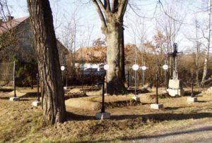 Cmentarz z I wojny światowej nr 343 w Kępanowie