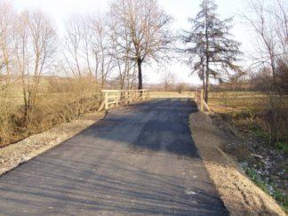 Remont mostu w Sobolowie wraz z modernizacją drogi Sobolów-Polanka-Buczyna