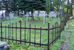 Cmentarz z I wojny światowej nr 341 w Sobolowie