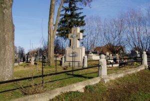 Cmentarz z I wojny światowej nr 334 w Tarnawie
