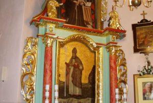Parafia Nawiedzenia Najświętszej Marii Panny w Tarnawie
