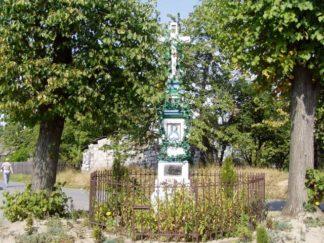 Pomniki, kapliczki i krzyże przydrożne
