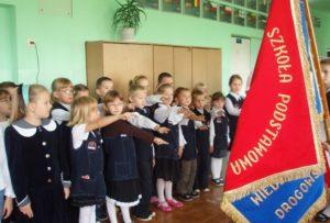 Szkoła Podstawowa im. Mikołaja Kopernika w Grabiu