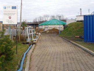 Reaktor - montaż urządzeń technologicznych