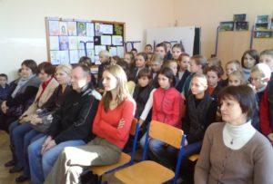 Szkoła w Cichawce rok szkolny 2009/2010